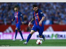 Barcelona announce Lionel Messi has agreed new contract