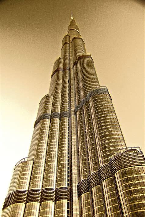 burj khalifa dubai uae platux modern art fotokunst