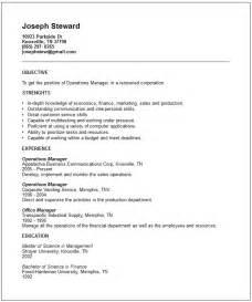 generic skills for resume finance resume exles