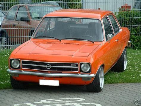 Auto Forwarder Opel Ascona A Opel Ascona A Cars