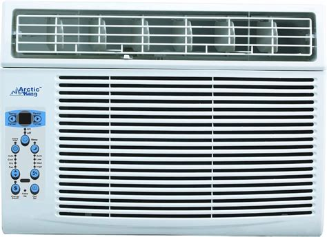 large window air conditioner plastic metal remote control home appliance ai window air