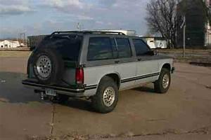 Find Used 1993 Chevrolet S10 Blazer Tahoe Lt Sport Utility