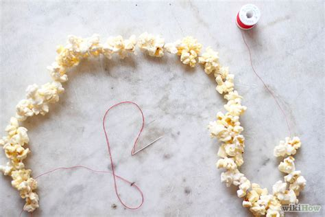 december 13 is national popcorn string day foodimentary