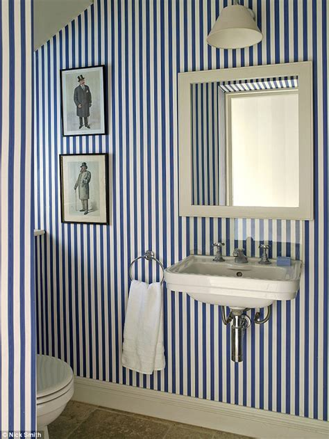 Wild wallpapers, toilets that look like thrones and even