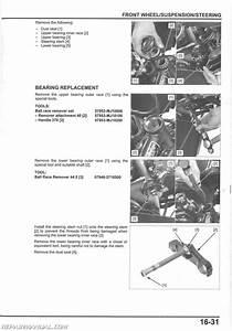 2014 Honda Ctx1300 A Motorcycle Service Manual   61mjn00