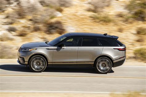 Review Land Rover Range Rover Velar by 2018 Land Rover Range Rover Velar Review Ratings Specs