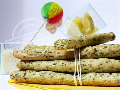 eryn et sa folle cuisine gressins express parmesan citron basilic eryn et sa