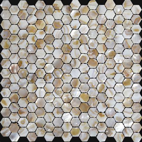 Hexagon Backsplash Tile Home Depot by Wholesales Of Pearl Shell Tile Backsplash Bathroom