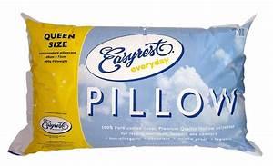 queen size pillow With best queen size pillows