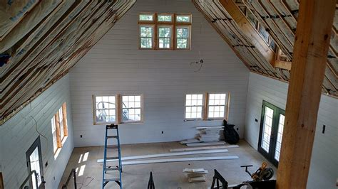 Installing Shiplap Drywall by The Simplicity And Ease Of Using Shiplap Walls