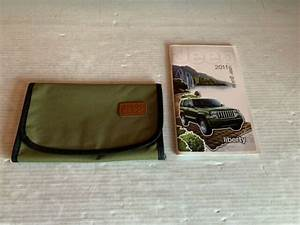 2011 Jeep Liberty Owners Manual User Guide Book Set With