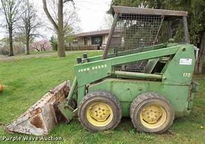 John Deere 170 1700 Planter Parts Tractor For Sale
