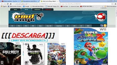 Tutorial como descargar y pasar juegos de wii en una usb usb loader gx v1. La mejor pagina para descargar juegos de wii 2013 - YouTube
