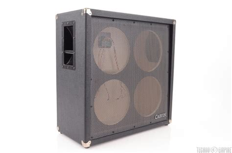 carvin legacy cabinet 4x12 carvin 412v 30 straight 4x12 quot guitar speaker cabinet