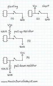 Pull Up Resistors