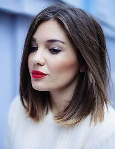Comment Se Couper Les Cheveux Court Toute Seule : coiffure cheveux courts femme ~ Melissatoandfro.com Idées de Décoration