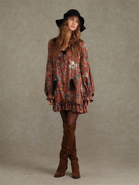 chambre hippie comment portet la robe hippie chic