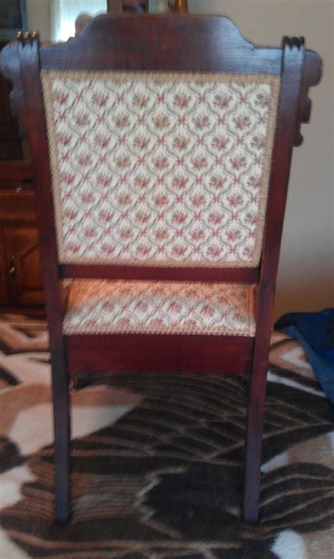 antique chair identity value my antique furniture collection