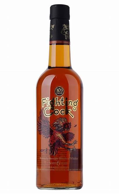 Cock Fighting Bourbon Cl Rye