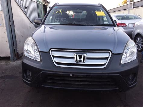 With regular maintenance, i haven't had any issues. HONDA CRV 2006 - General Japanese Spares Pty Ltd