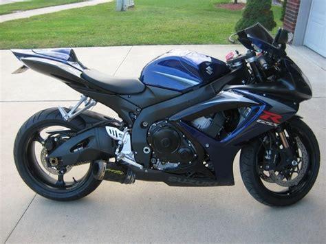 2010 Suzuki Gsxr 750 For Sale 2007 suzuki gsx r 750 sportbike for sale on 2040motos