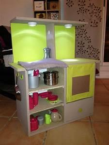 Cuisine Bebe Bois : atelier diy cuisini re en bois pour chouchou lily sam ~ Teatrodelosmanantiales.com Idées de Décoration