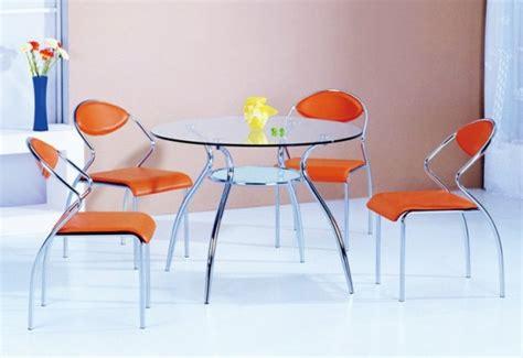 furniture kitchen table set 18 sleek glass dining tables