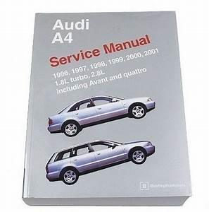1994 2001 Audi A4 Avant A4 B5 Workshop Repair Service Manual