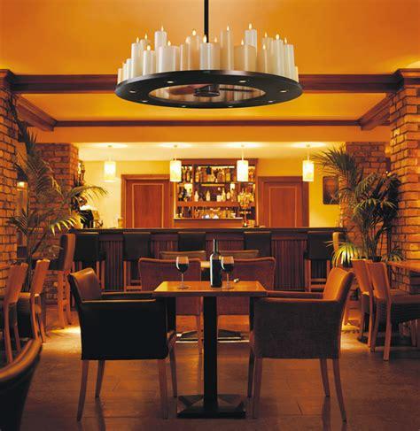 candelier ceiling fan from casablanca fan co dining