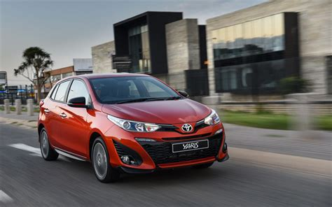 Toyota Yaris 4k Wallpapers by Wallpapers Toyota Yaris S 4k 2018 Cars Road