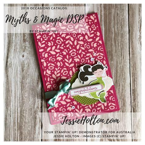 myths magic mermaid cards  global design project
