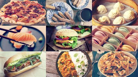 most popular cuisines the most popular foods around the according to