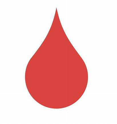 Blood Drop Clip Water Clipart Svg Drawing