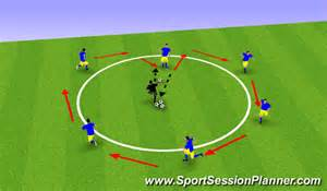 Touch Football Drills