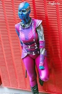 Cosplay Wednesday - Guardians of the Galaxy's Nebula ...