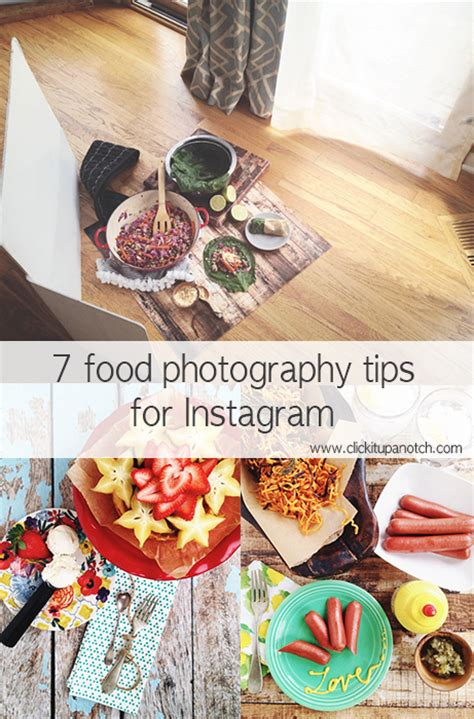 food photography  tips  instagram