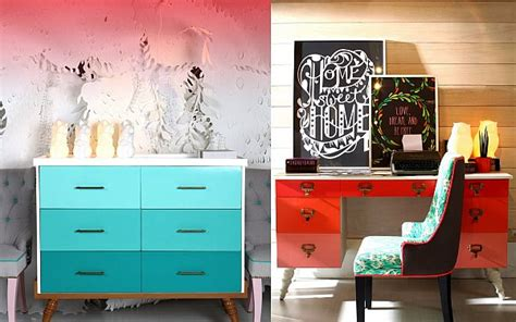 neon paint colors for bedrooms colorful neon interior paint with contemporary interior 19319 | Colorful Neon Color Design with Chest Draw feat Chair and the All of Furnitures Make Artistisc the Room