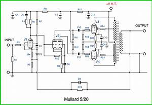 Circuit Diagrams Of Radford Ma  Sta Amplifiers