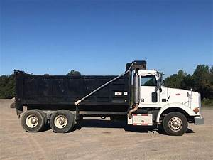 2009 Peterbilt 365 Tandem Axle Dump Truck