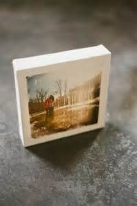 DIY Photo Canvas Transfer