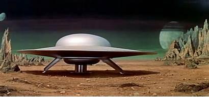 Planet Forbidden Ship 57d Space Movies Cruiser