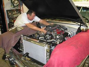 1956 Chevy Belair Painless Wiring Install How