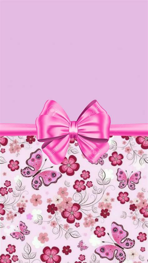 Purple And Pink With Flowers And Bow Digital Planning HD Wallpapers Download Free Images Wallpaper [1000image.com]