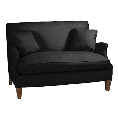 Hudson Settee by Hudson Upholstered Settee Next House Settee Furniture