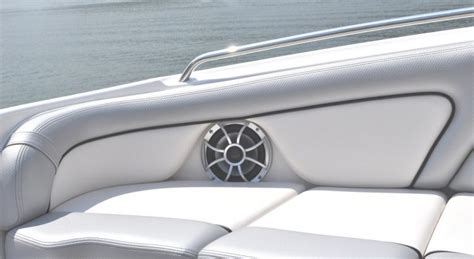 Boat Speaker Tubes by The Best Marine Speaker 2018 Boat Speakers Subwoofers