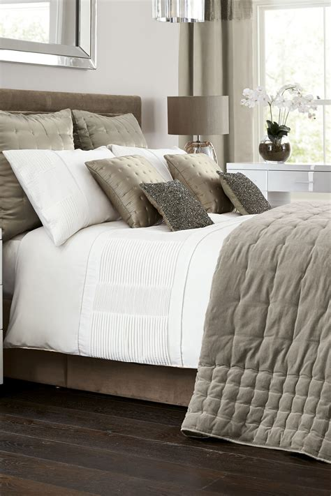 Buy Bed by Buy Velvet Quilted Throw From The Next Uk Shop