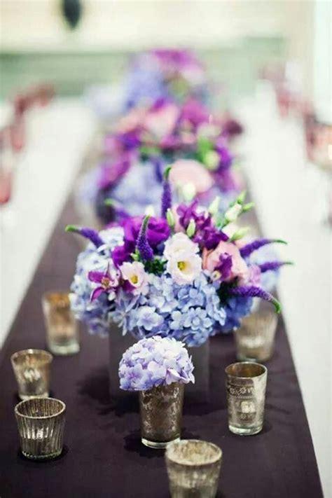 beautiful light blue purple hydrangea  bright orchid