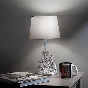 Lampe Star Wars : star wars une lampe avec les personnages de l 39 affiche ~ Orissabook.com Haus und Dekorationen