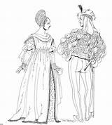 Renaissance Pages Coloring Colorir 1239 1383 Salvo Megacoloringpages sketch template