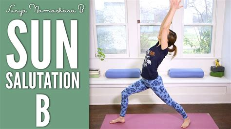 Ashtanga Yoga, Sun Salutation